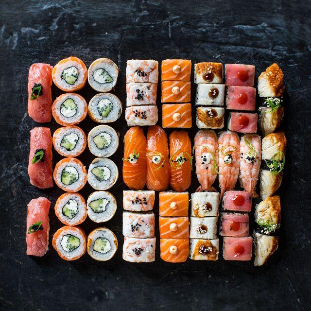 Фотосъемка суши, роллов. Фотосъемка японской кухни. Фотосъемка сетов.Фуд-стилист, фотограф Слава Поздняков.