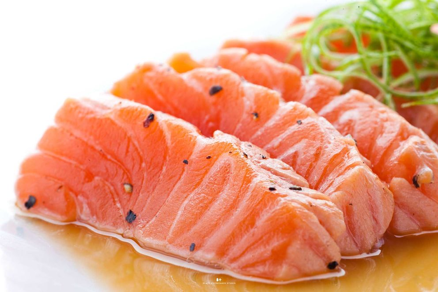 Фотосъемка азиатской кухни. Фотосъемка блюд из рыбы. Фуд-стилист, фотограф Слава Поздняков.