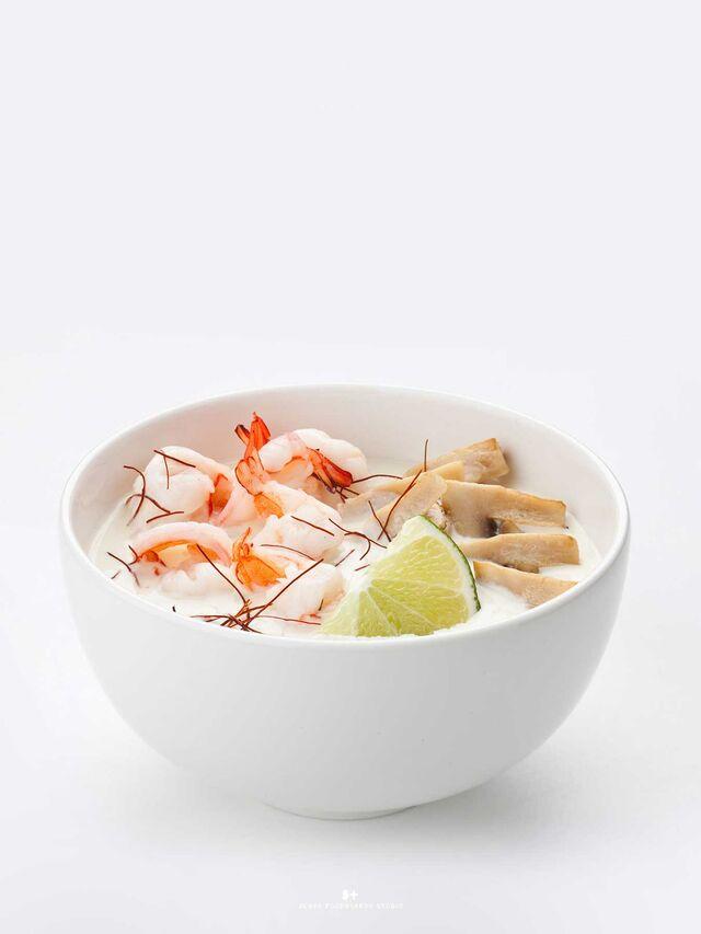 Фотосъемка азиатской кухни. Фотосъемка супа. Фуд-стилист, фотограф Слава Поздняков.