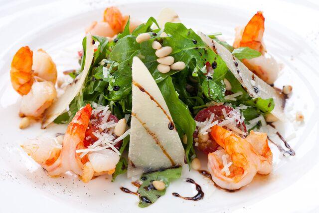 Фотосъемка блюд для меню ресторана Bocconcino. Фуд-стилист и фотограф Слава Поздняков