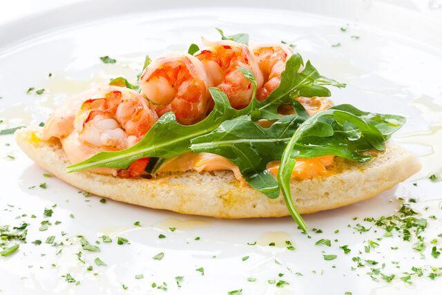 Фотосъемка блюд с морепродуктами. Фуд-стилист и фотограф Слава Поздняков