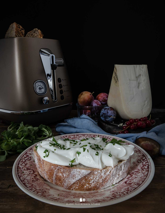 Проект Cheese Gallery. Фотосъемка композиции сыра CHEVRE. Фуд-стилист, фуд-фотограф Слава Поздняков.