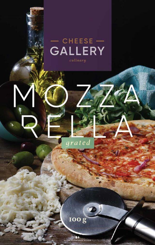 Проект Cheese Gallery. Фотосъемка композиции сыра MOZZARELLA. Фуд-стилист, фуд-фотограф Слава Поздняков.
