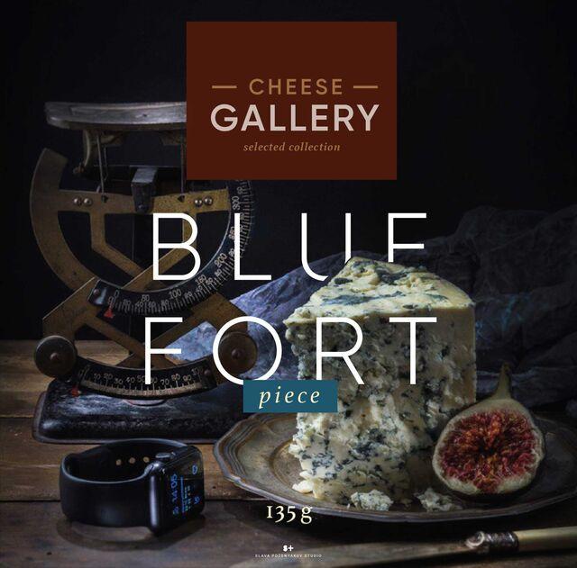 Фотосъемка композиций сыра BLUE FORT на упаковку. CHEESE GALLERY. Фуд-стилист, фотограф Слава Поздняков.