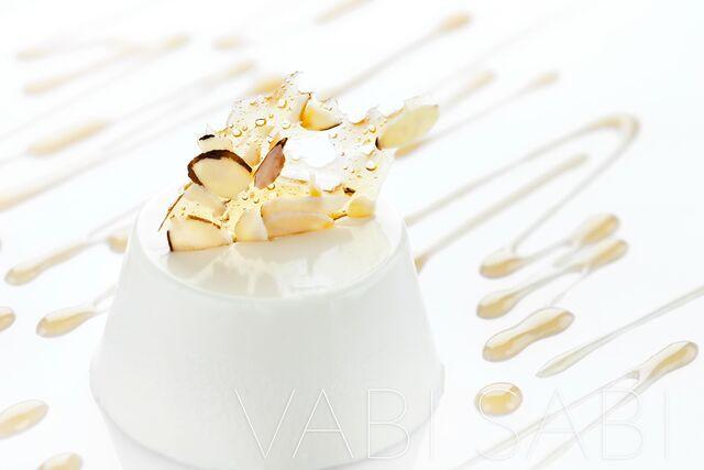 Фотосъемка десерта на белом фоне для Ваби Саби