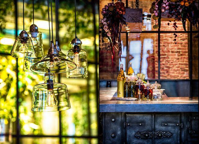 Фотосъемка деталей интерьера ресторан Шинок. Фотограф Вячеслав Поздняков