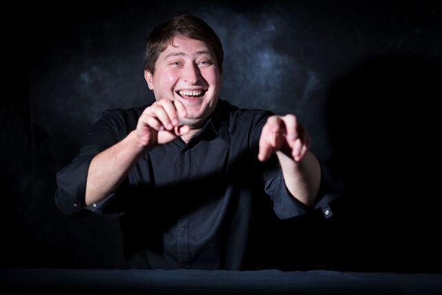 Шеф-повар Дмитрий Зотов для проекта Сезон Охоты. Фотограф Слава Поздняков
