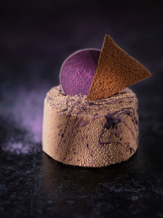 Фотосъемка десерта. Фуд-стайлинг, компоновка десерта. Фуд-стилист, фотограф Слава Поздняков.