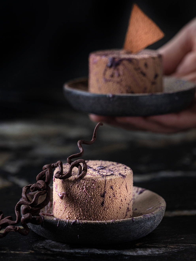 Фотосъемка десертов. Фуд-стайлинг, компоновка десертов. Фуд-стилист, фотограф Слава Поздняков.