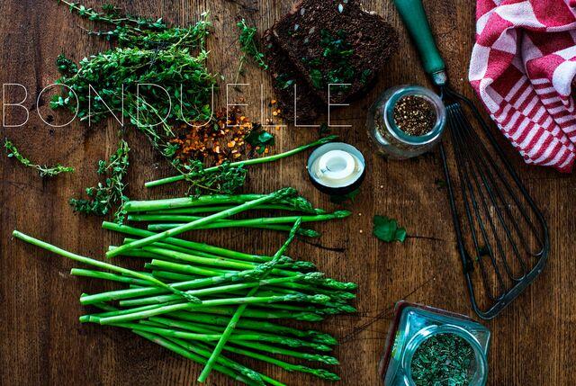 Рекламная фотосъемка блюд Bonduelle. Фуд-стилист и фуд-фотограф Слава Поздняков