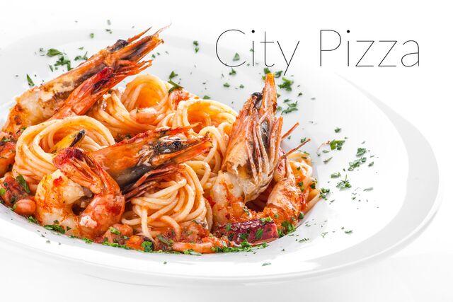 Фотосъемка блюд для ресторана City Pizza