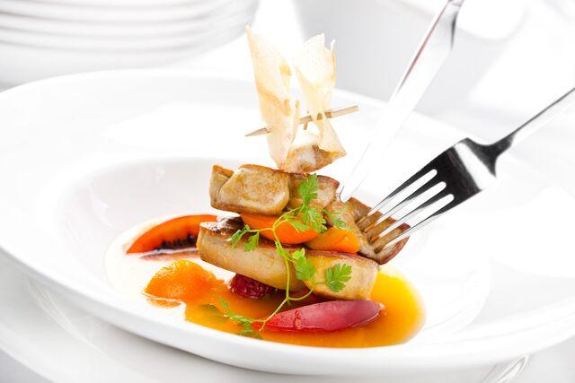 Фотосъемка блюд ля меню ресторана Дилижанс