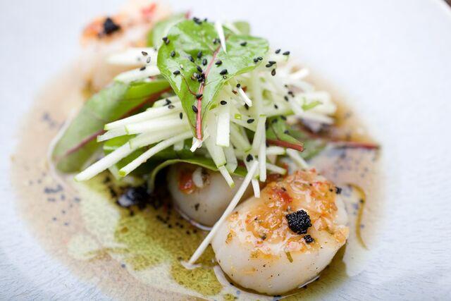 Фотосъемка блюд для меню ресторана Недальний Восток