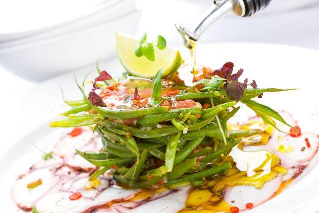 Фотосъемка блюд для меню ресторана Дилижанс