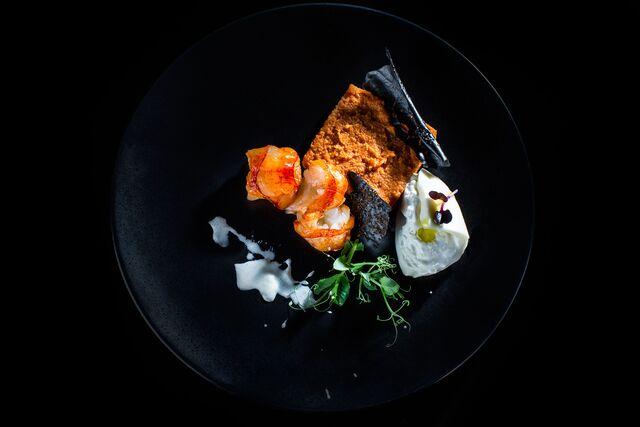 Фотосъемка композиций блюд для ресторана АМАРСИ. Фуд стилист и фотограф Слава Поздняков | Slava Pozdnyakov