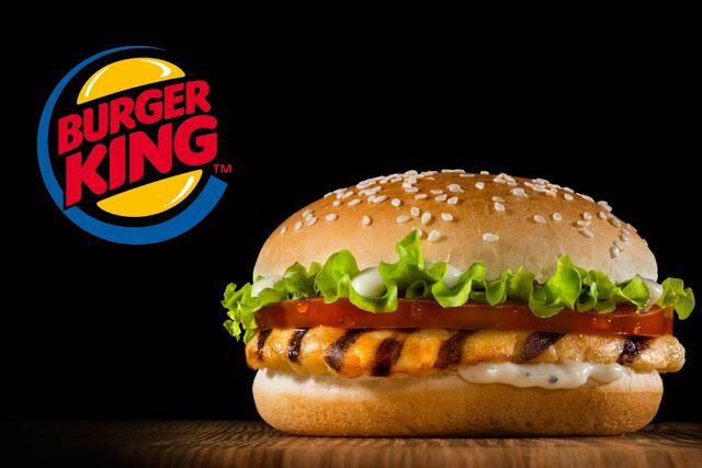 Фотосъемка бургера для Burger King