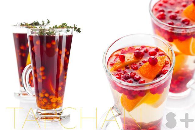 Фотосъемка чая с облепихой, стилистика и фотосъемка Слава Поздняков