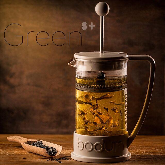 Рекламная фотосъемка чая во френч прессе. Фотограф и фуд-стилист Слава Поздняков