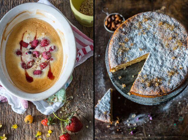 Приготовление, компановка, фотосъемка десертов. Фуд-стилист и фотограф Слава Поздняков