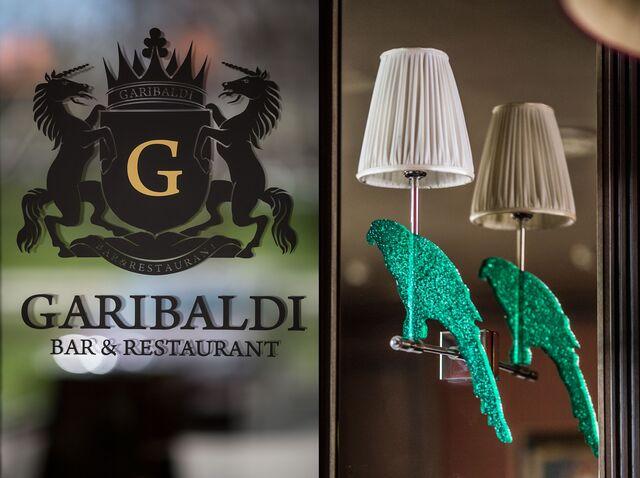 Ресторан Гарибальди. Фотосъемка интерьера. Фотограф Слава Поздняков.