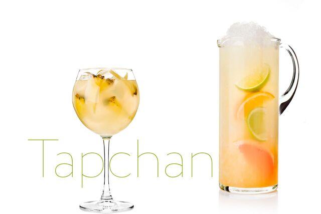Фотосъемка напитков для ресторана ТАПЧАН