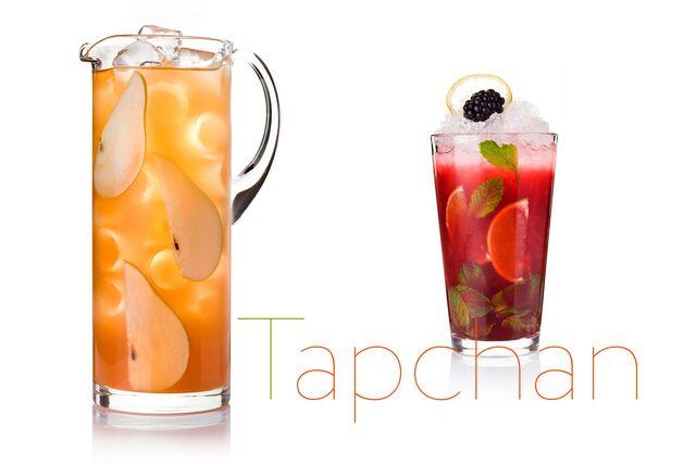 Фотосъемка напитков для ресторана ТАПЧАН. Фотограф и фуд-стилист Слава Поздняков