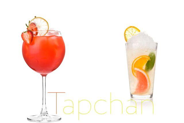 Фотосъемка напитков, коктейлей для ресторана ТАПЧАН. Фотограф и фуд-стилист Слава Поздняков