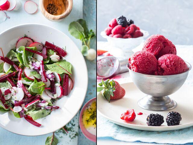 Приготовление блюд, фотосъемка для журнала «ХлебСоль». Food стилист Слава Поздняков