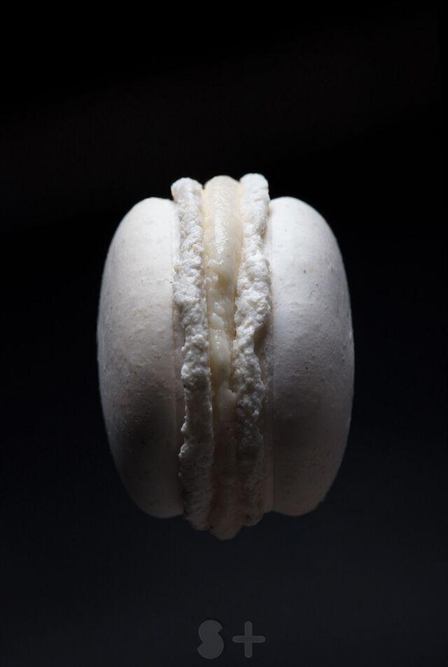 Рекламная фотосъемка десертов Макарони