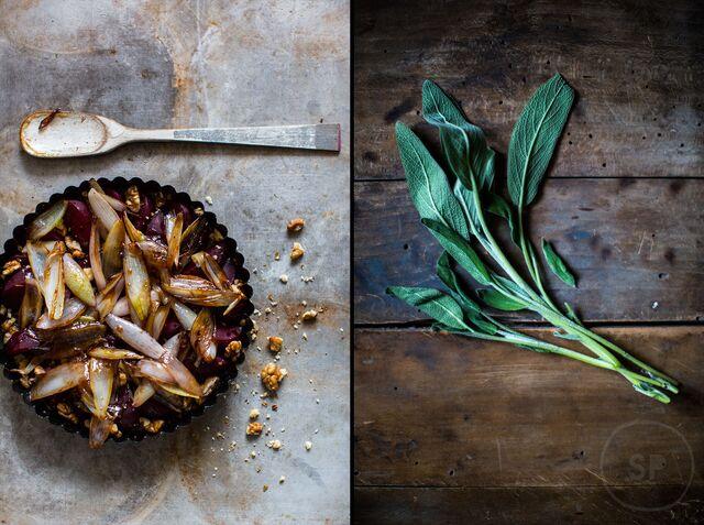 Фотосъемка блюд, постановочные фотографии с продуктами для журнала Хлеб Соль