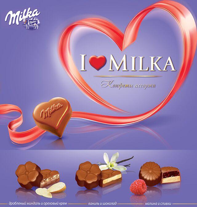 Фотосъемка конфет MILKA. Фотосъемка конфет на упаковку. Фотосъемка упаковки. Фуд-стайлинг, компоновка, фотосъемка конфет. Фуд-стилист, фотограф Слава Поздняков.