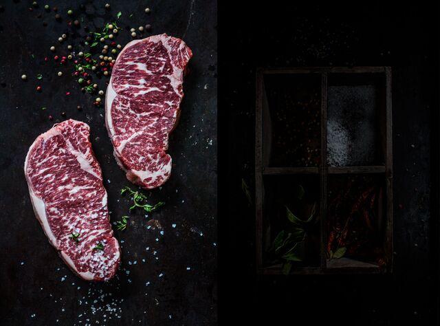 Рекламная фотосъемка мяса. «Арт-Фуд». Фуд-фотограф Слава Поздняков