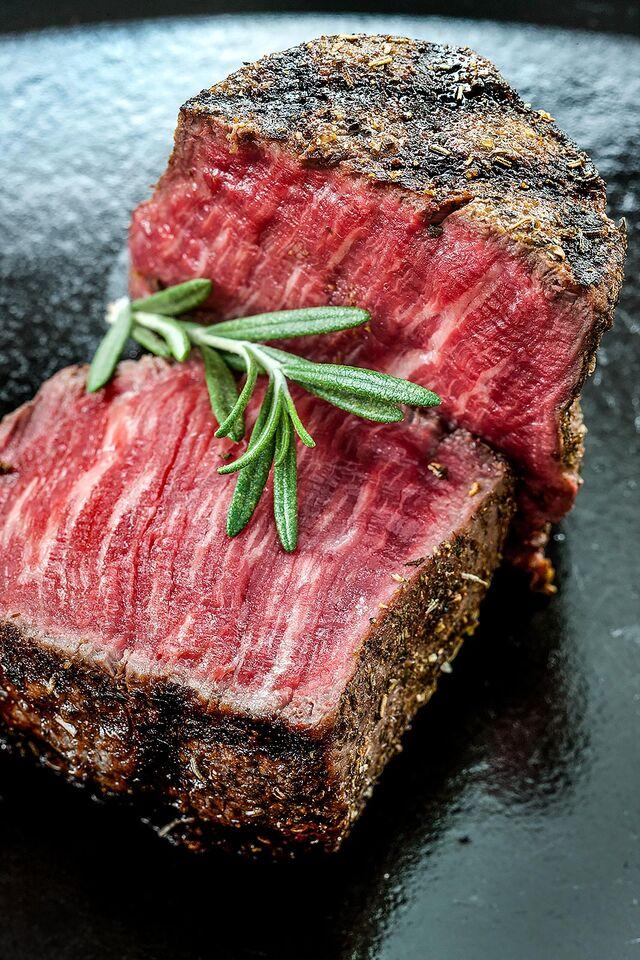 Фотосъемка мяса, для меню ресторана