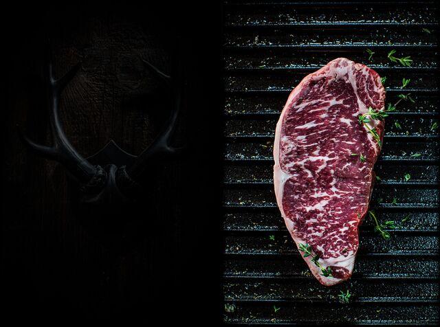 Рекламная фотосъемка мяса на гриле. «Арт-Фуд». Фуд-фотограф Слава Поздняков