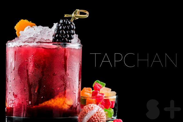 Фуд фотография.  Фотосъемка Напитка для ресторана ТАПЧАН