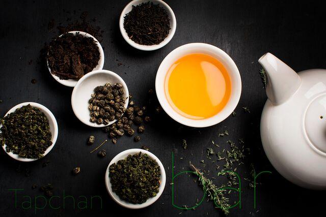 Фуд фотография. Фотосъемка чая для ресторана ТАПЧАН