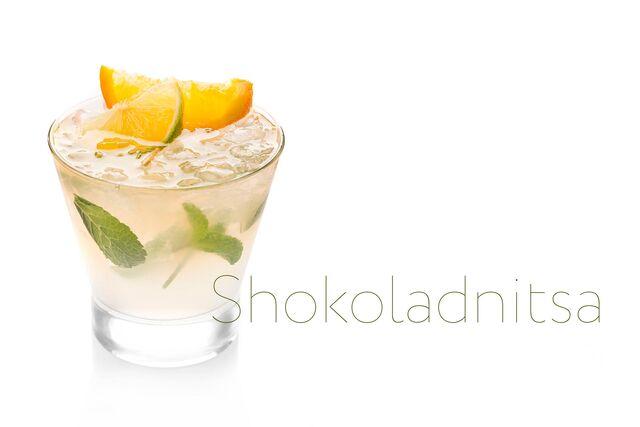 Фотосъемка напитков для ресторана Шоколадница