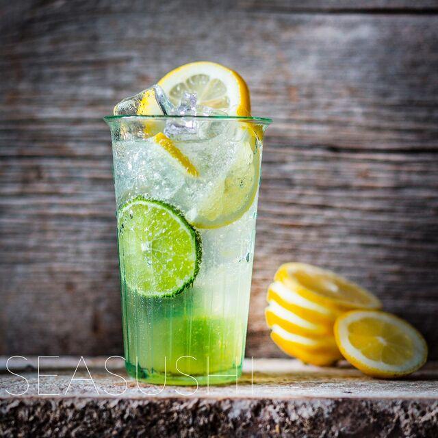 Фотосъемка лимонада для ресторана Суши Морей