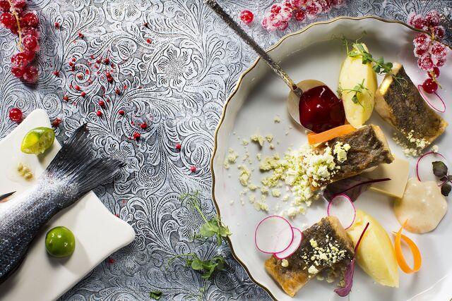 Рождественское меню Food Hunter Magazine. Фуд-стилист и фотограф Слава Поздняков
