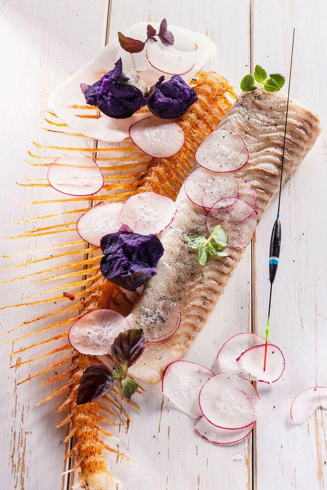 Фуд-стайлинг и фотосъемка блюд для ресторана Чайка. Фуд-стилист блюд Слава Поздняков