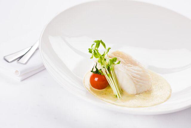 Фотосъемка рыбы для меню ресторана Дилижанс