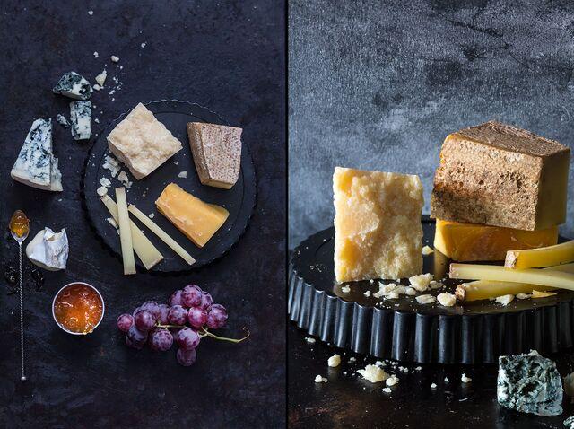 Рекламная фотосъемка сыра. «Арт-Фуд». Рекламная фотосъемка еды