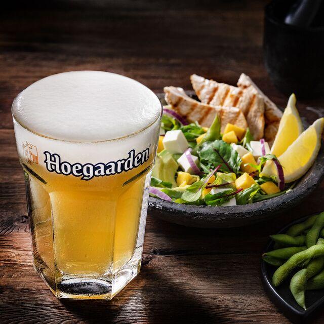 Hoegaarden. Фотосъемка пива для ABInBev. Приготовление блюд, фуд-стайлинг, фотосъемка. Шеф-повар, фуд-стилист, фотограф Слава Поздняков.