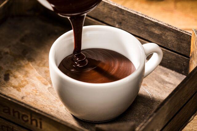 Фотосъемка горячего шоколада. Food stylist Slava Pozdnyakov