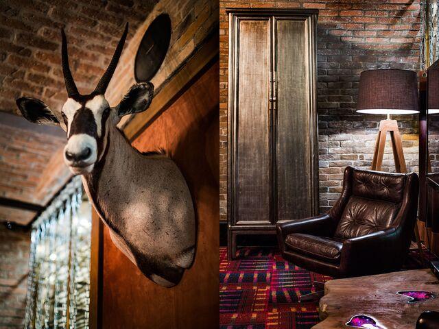 Фотосъемка внутреннего пространства интерьера ресторана. Фотограф Слава Поздняков.