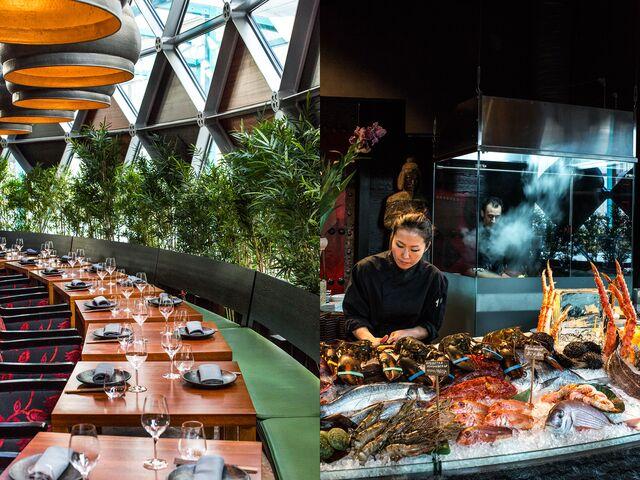 Фотосъемка интерьера ресторана. Фотосъемка в интерьере. Фотограф Слава Поздняков.