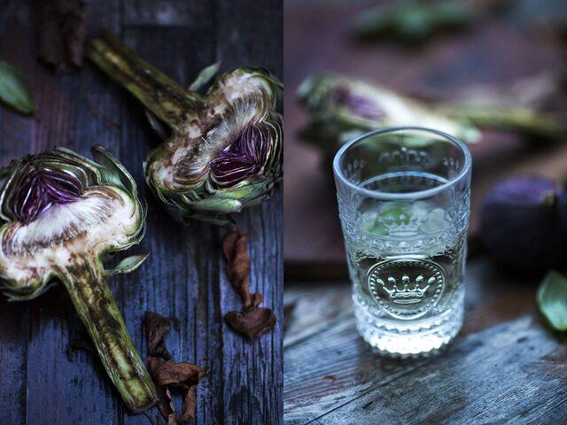 Фотосъемка композиции для Хлеб Соль. Food стилист и фотограф Слава Поздняков