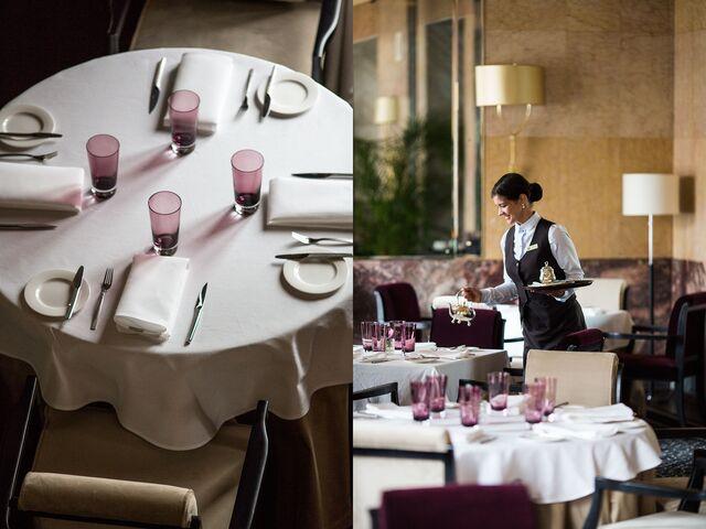 Фотосъемка интерьера ресторана Метрополь. Фотограф Слава Поздняков.