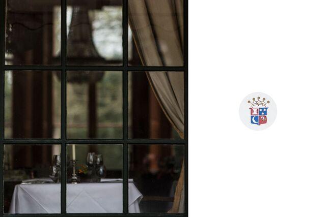 Фотосъемка интерьера ресторана. Hotel de Klinze. Фотограф Слава Поздняков.