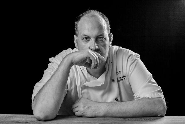Фотосъемка портрета шеф-повара
